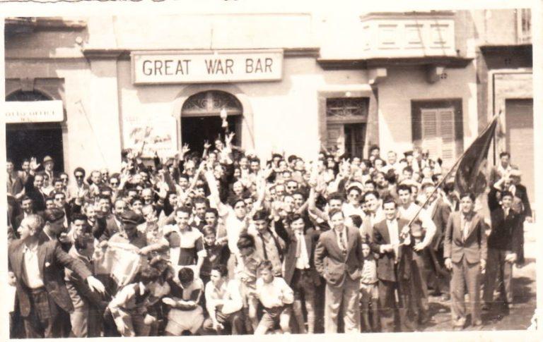 Great War Bar 1